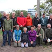Truus met Jatise deelnemer aan GAK9 seminar in België